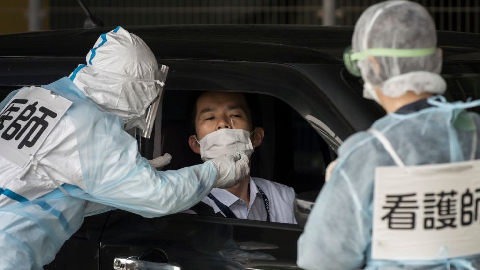 Japan Introduce COVID-19 Tests At Soccer Stadiums Amid The Coronavirus Pandemic