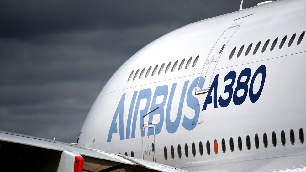 Brexit: How Airbus warning might affect NI suppliers