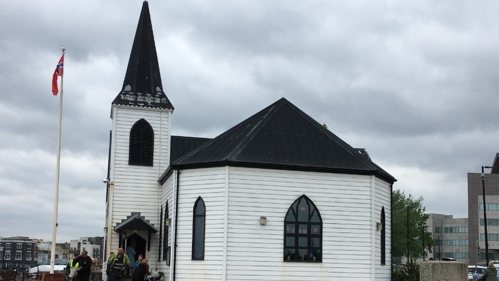 Norwegian Church: Fears it could be turned into a McDonald's