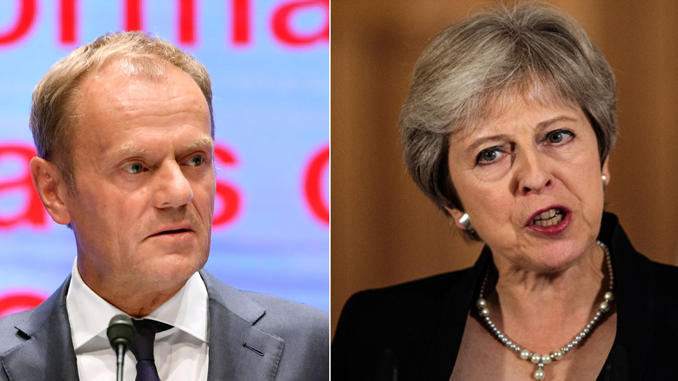 Brexit compromise still possible, Donald Tusk says