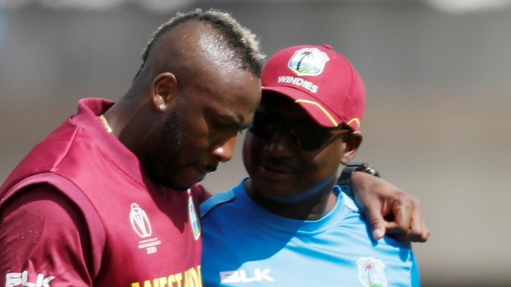 Cricket World Cup: West Indies' Andre Russell ruled out of the remainder of tournament