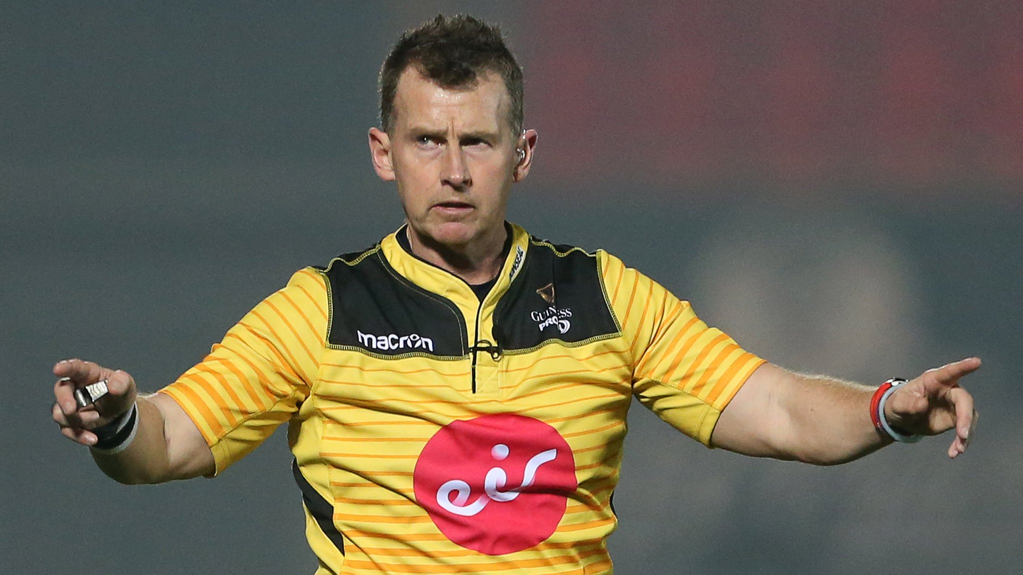 Israel Folau: Sacking by Australia sends clear message, says referee Nigel Owens