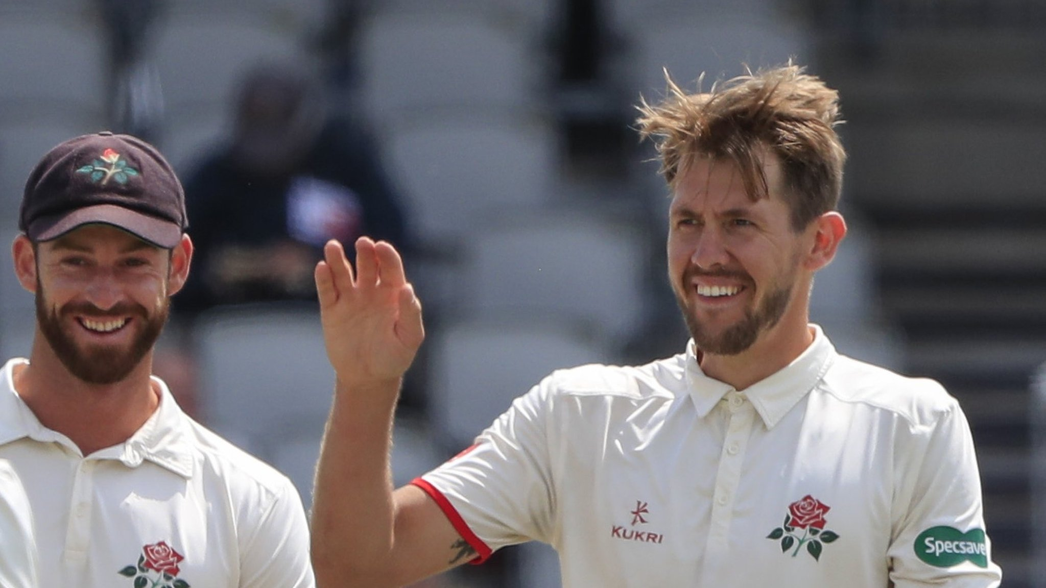 Tom Bailey: Lancashire reward bowler with new contract