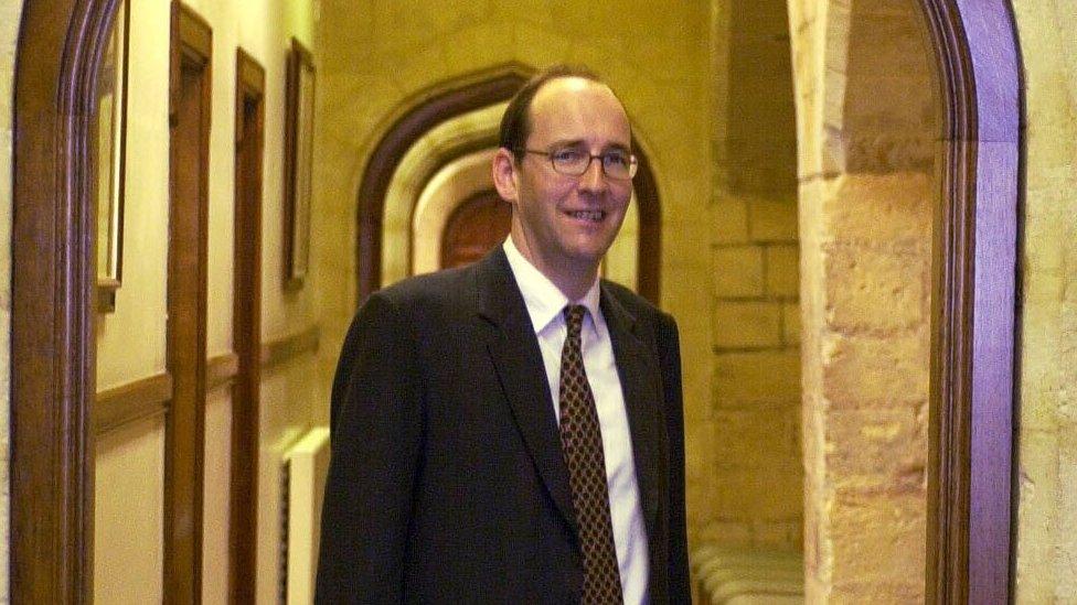 Andrew Tyrie