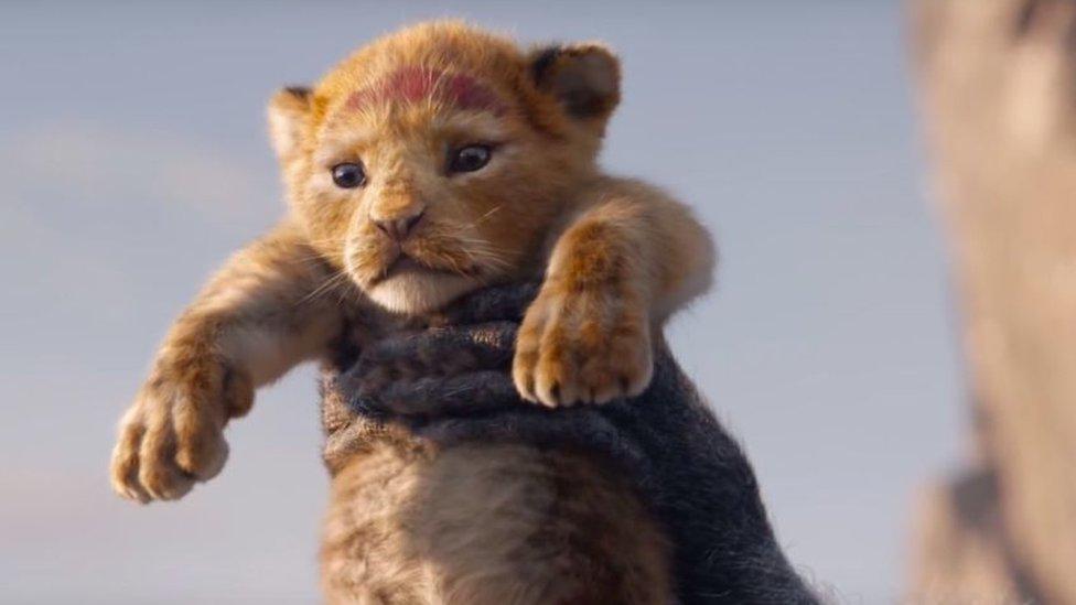 El Rey León, tráiler de la nueva película