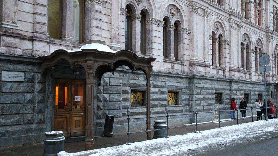 Европейский университет в Петербурге снова лишили лицензии