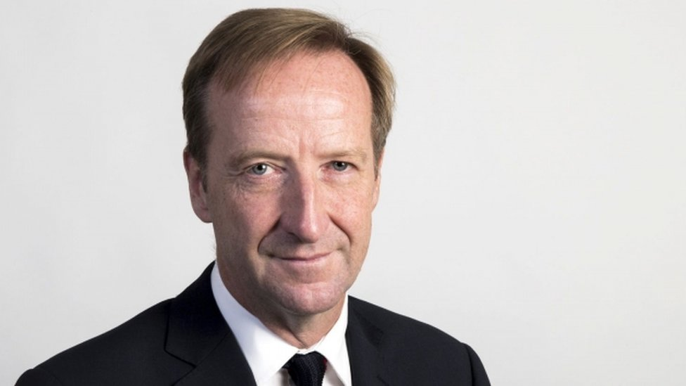 Alex Younger, head of Britain's MI6