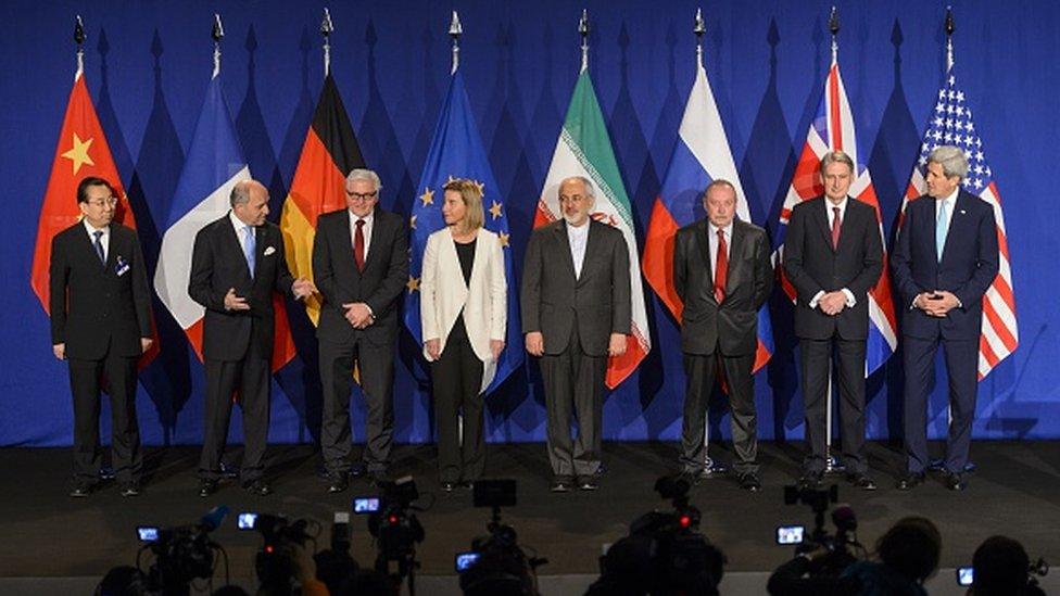 Nükleer anlaşma, 2015'te Barack Obama ABD Başkanı'yken imzalanmıştı.