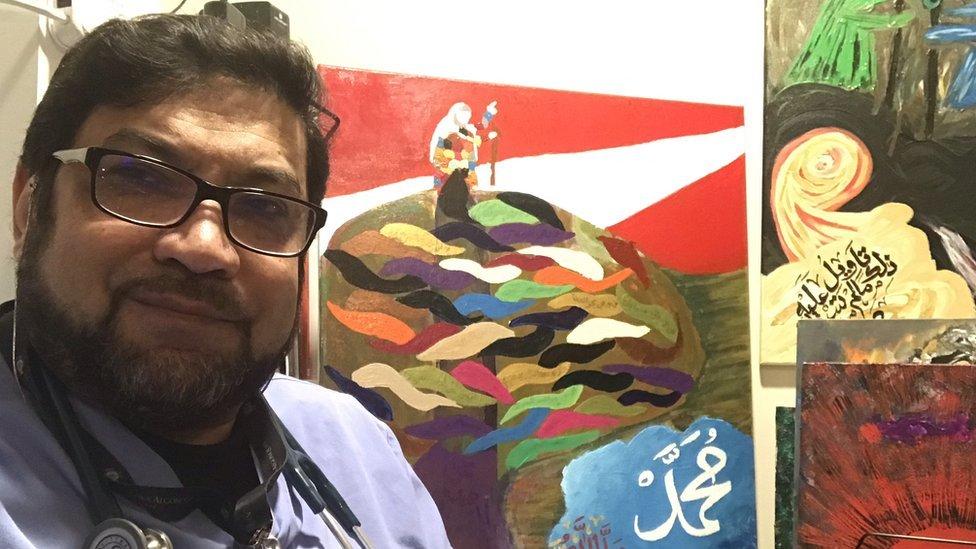 خالد سالم