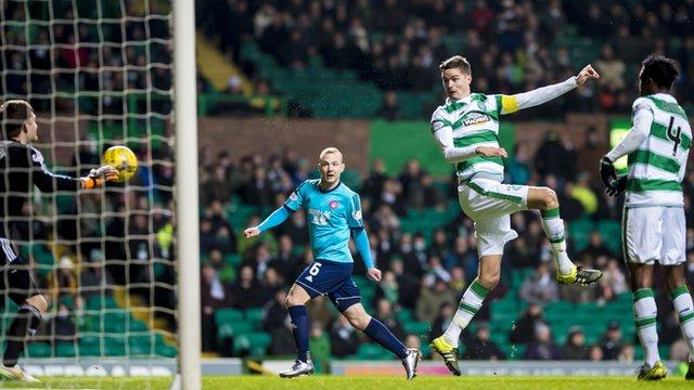 Highlights: Celtic 8-1 Hamilton