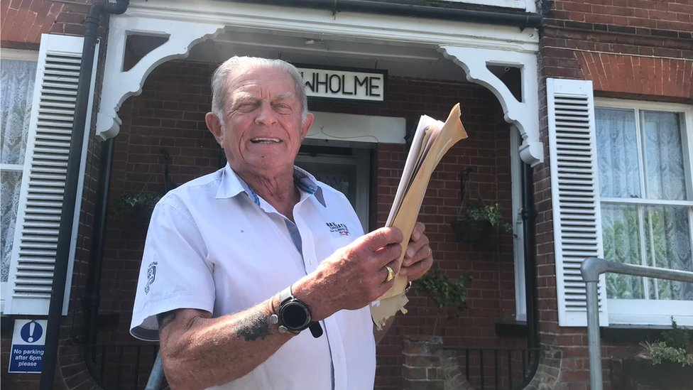 Essex residents receive letters decade late
