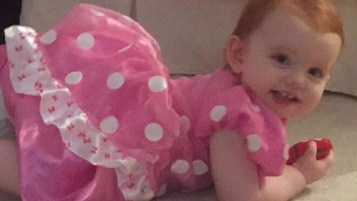 Erin Emilia Rain Tonkins death: Man charged with murder