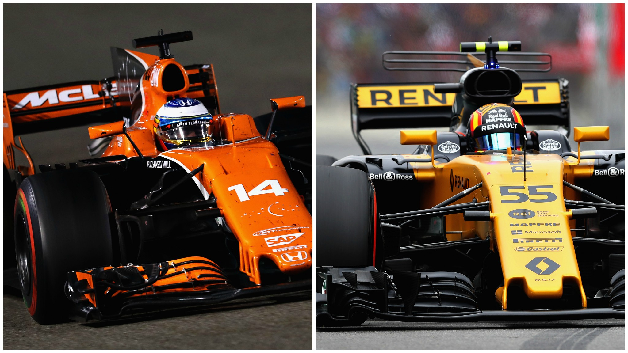 Gossip: Mercedes, McLaren, Renault, Bottas, Sirotkin, Williams