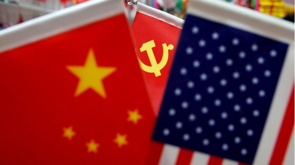 Китай уже пытается влиять на команду Байдена, предупреждает контрразведка США