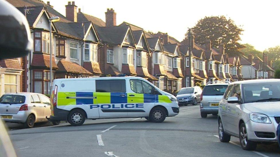Murder arrest after fatal Handsworth shooting of man