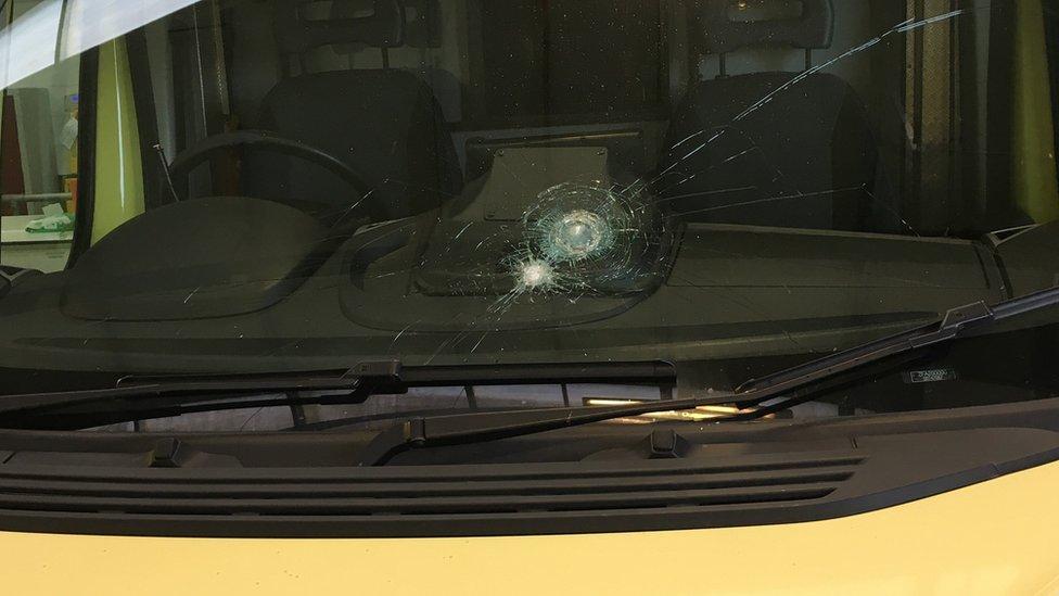 Five West Midlands Ambulance Service staff attacked in weekend