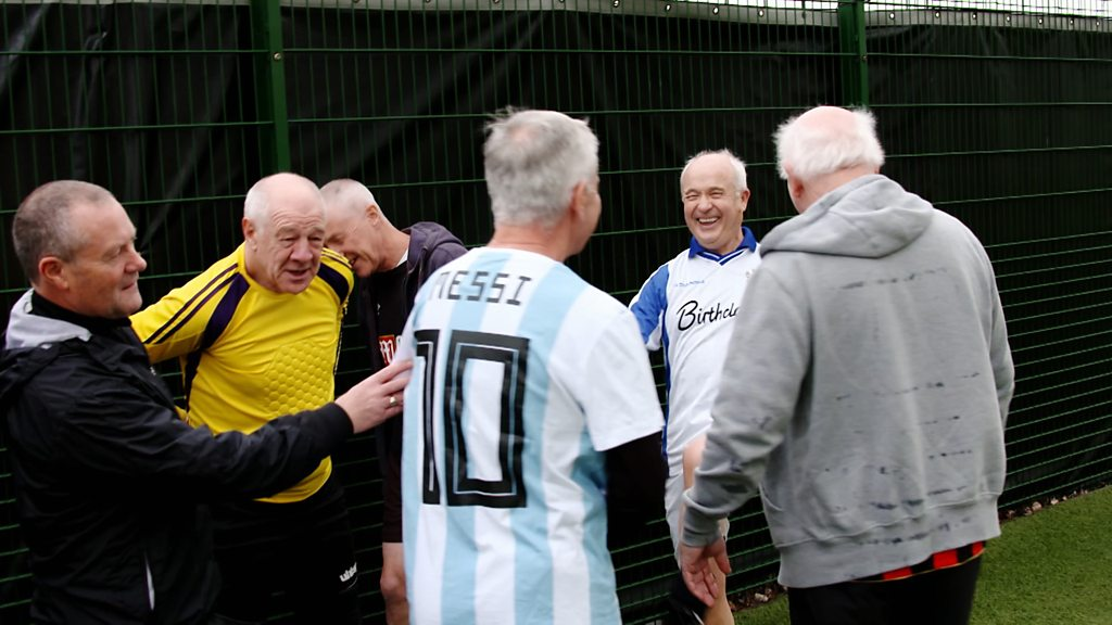 Premier League: How AFC Bournemouth are inspiring a generation with walking football