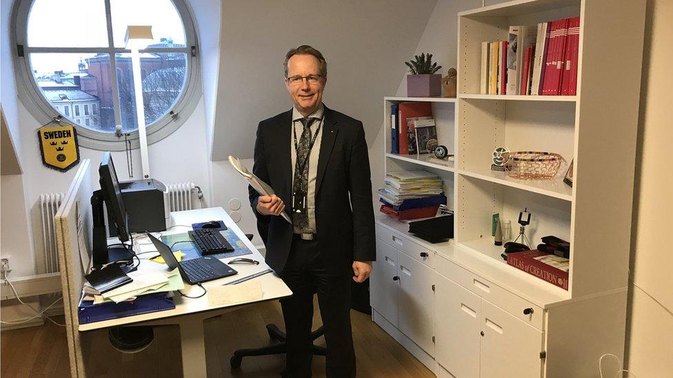 Per-Arne Håkansson.