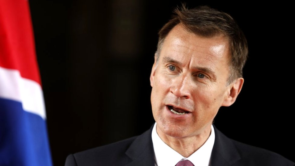 Tory leadership: What's Jeremy Hunt's track record?