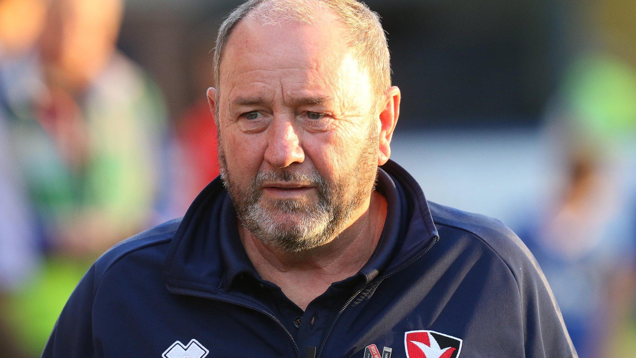 Gary Johnson: New Torquay United boss gives Gulls squad more freedom