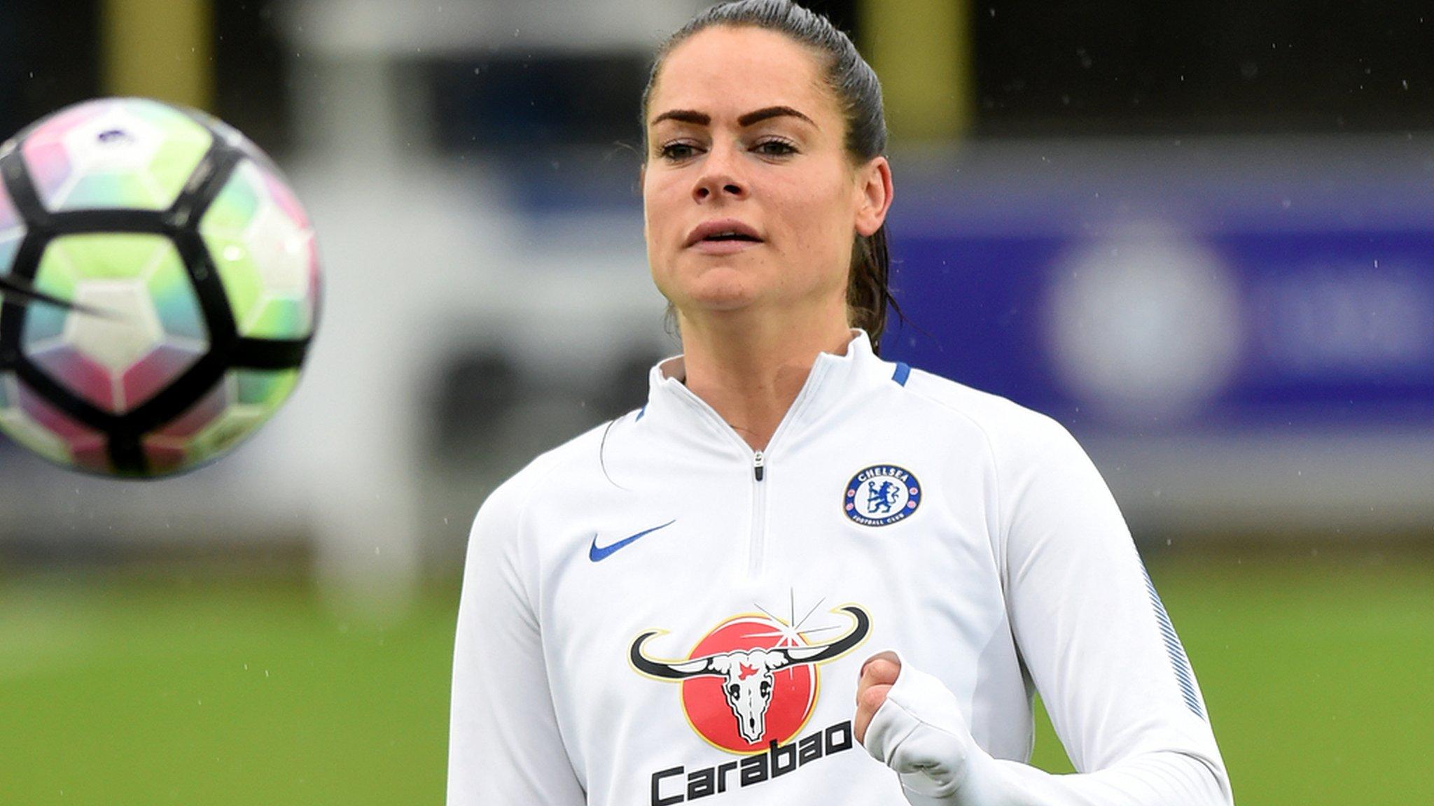 Claire Rafferty: West Ham United sign England left-back