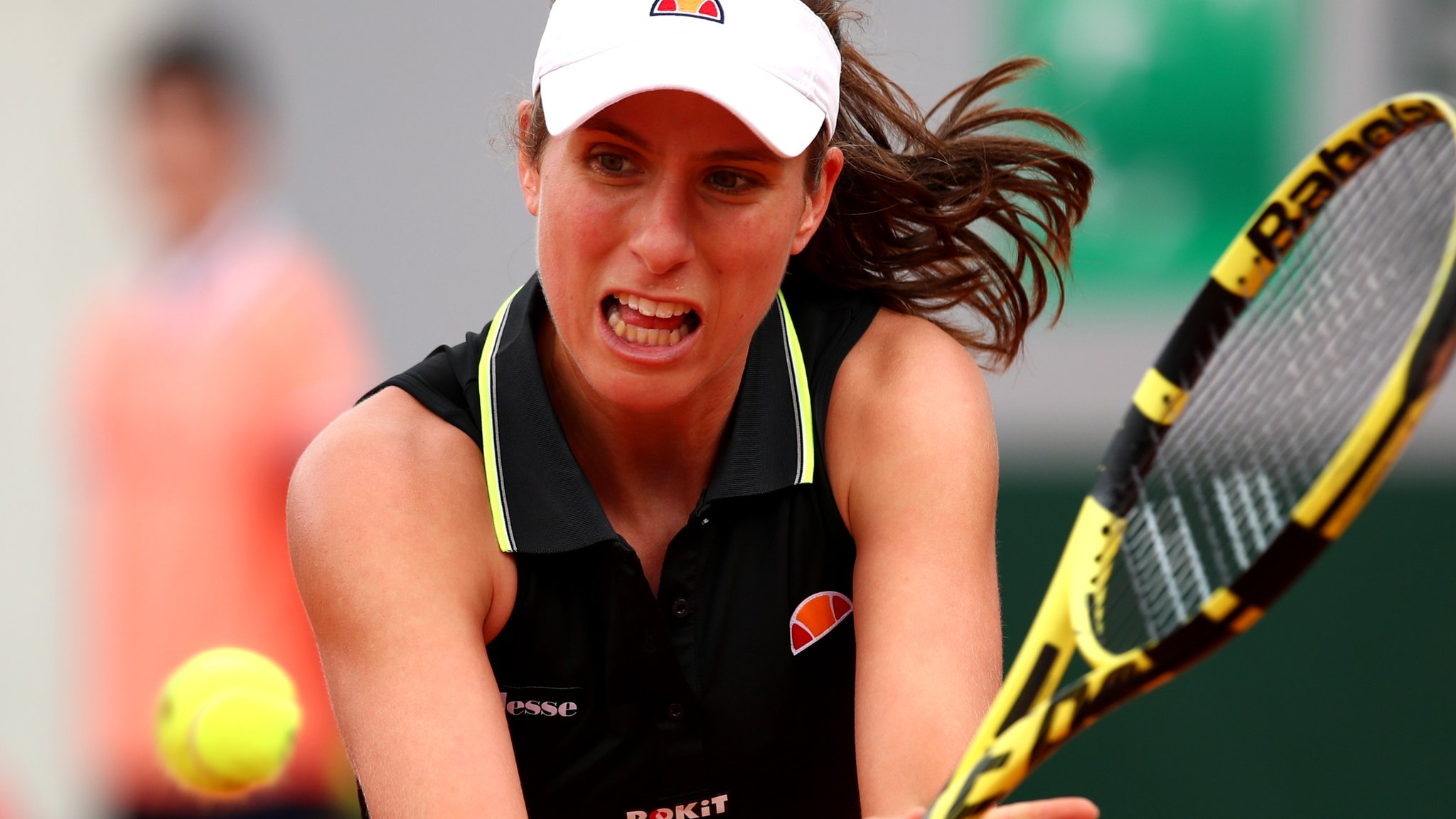 French Open 2019: Johanna Konta advances to second round for first time