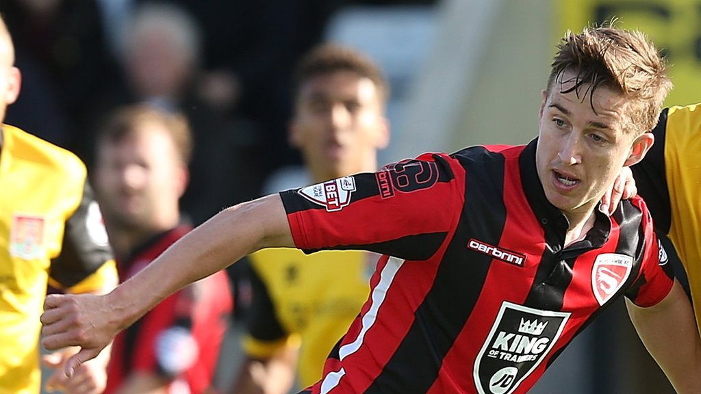 Andy Fleming: Morecambe midfielder signs new 12-month contract