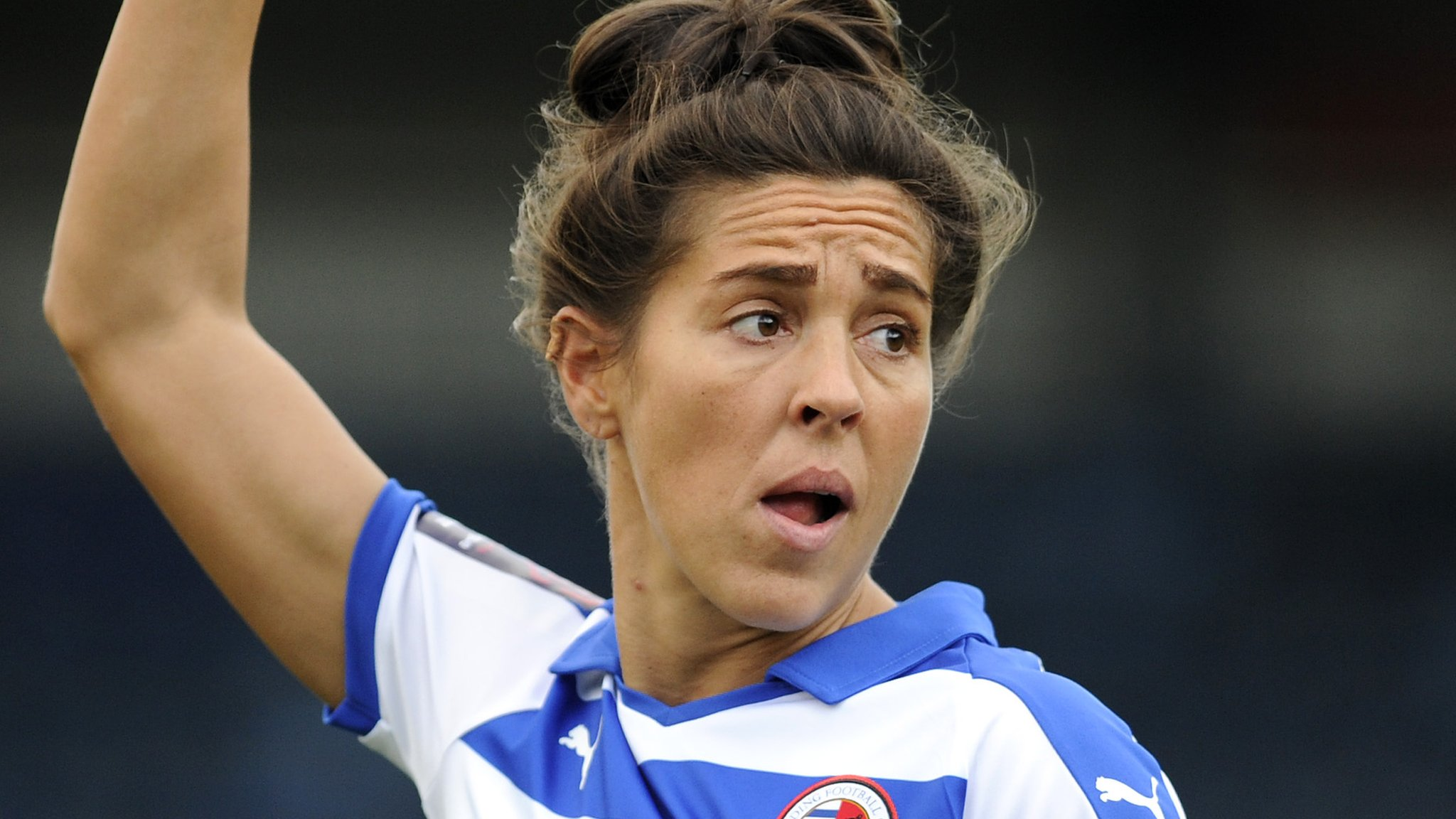WSL: Fara Williams strikes to earn Reading a draw against Liverpool