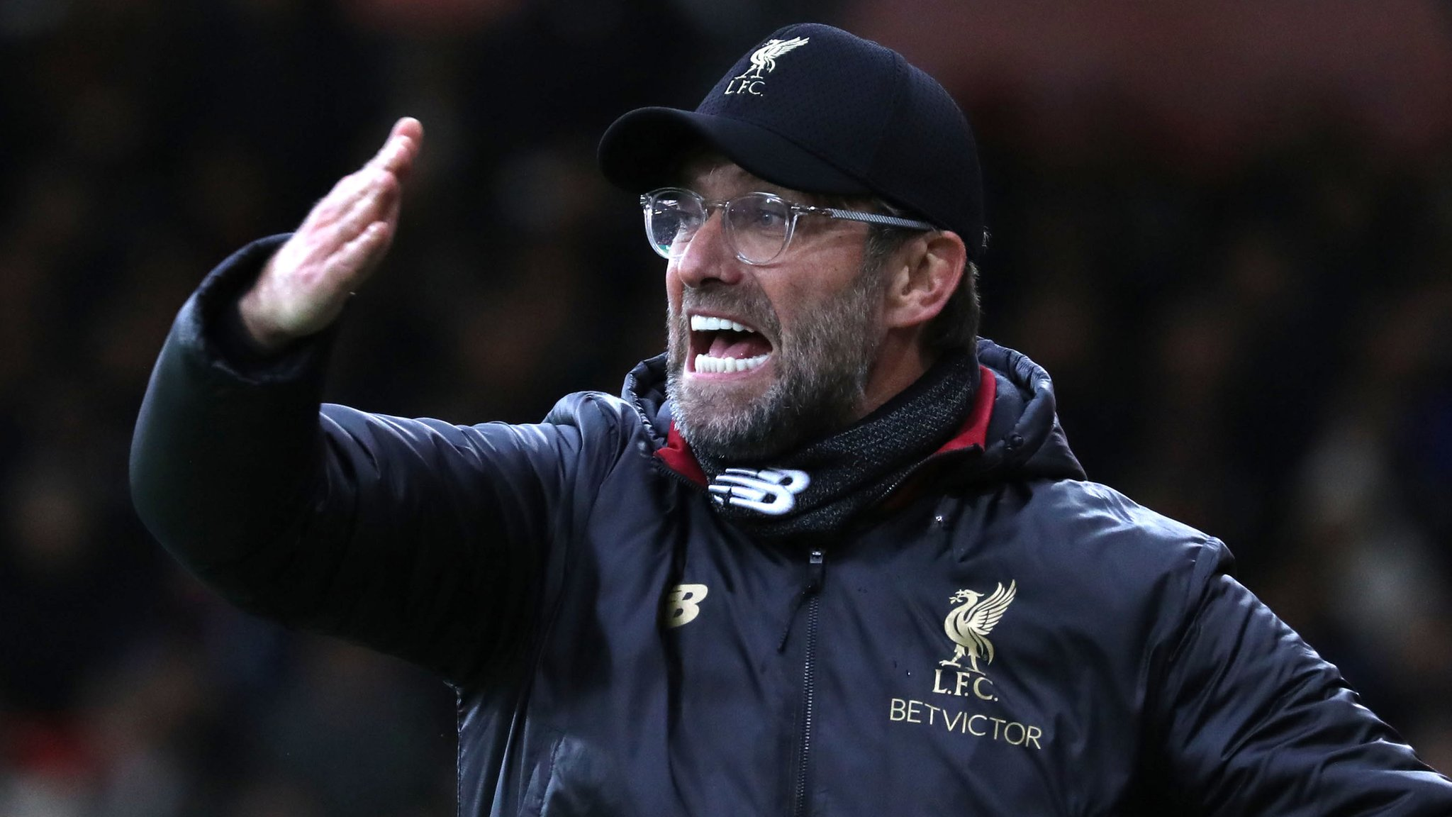 Klopp wants Liverpool to be 'angry' against Man Utd