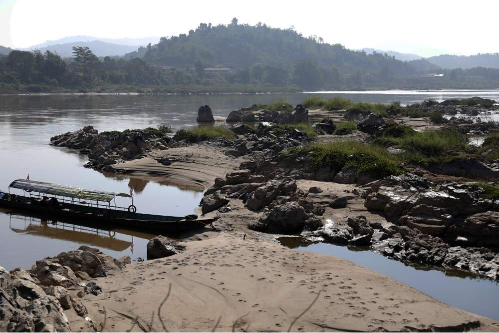 ' Payia '是長1.5公里的岩層,位於孔壁隆急流區。