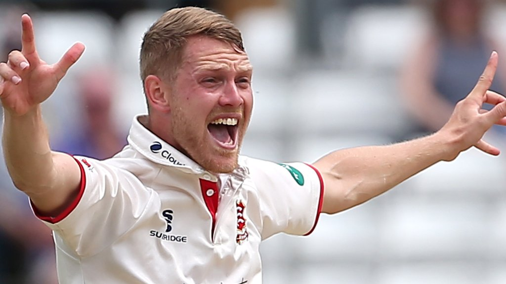 County Championship: Leaders Somerset lose to Essex at Chelmsford