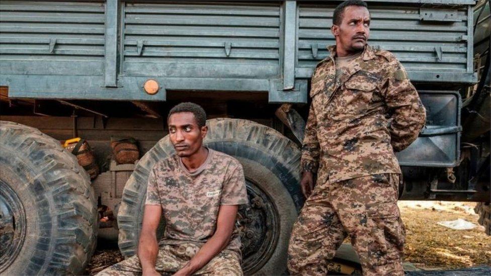 Армия Эфиопии подошла к столице мятежного Тыграя. Повстанцы сообщают об обстреле города
