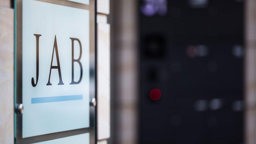 Edificio de JAB Holding.