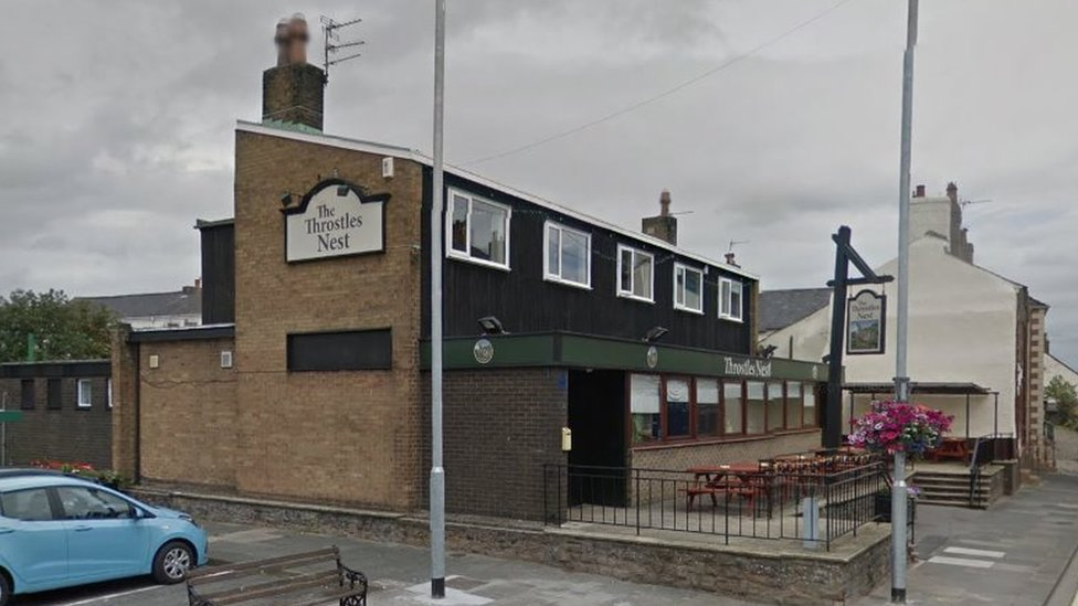 Scott Topping denies attempted murder of pair outside Wigton pub
