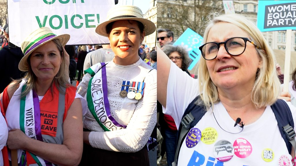 Brexit: Are women's voices being heard?