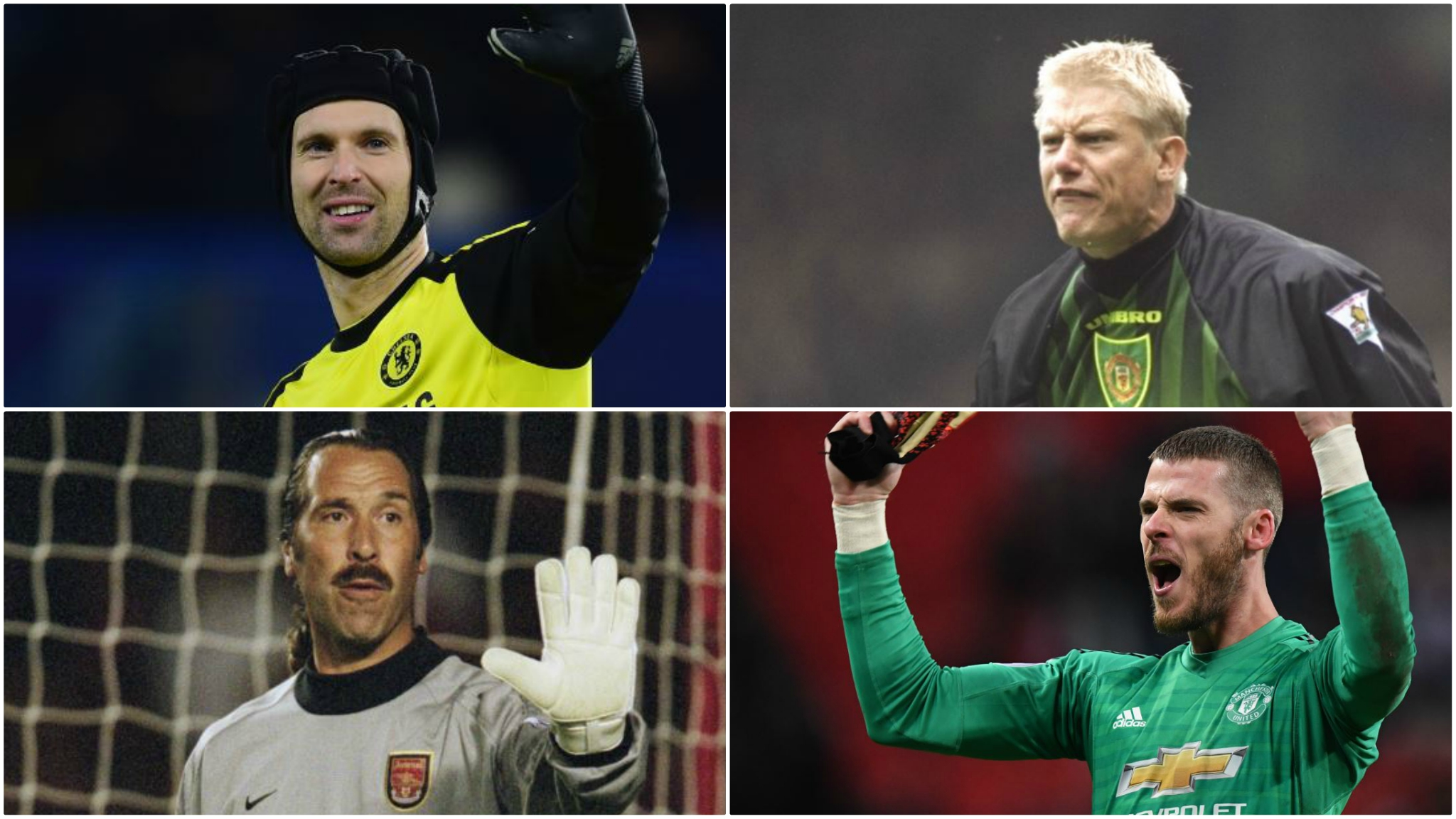 Petr Cech to retire: Who did you pick as best keeper in Premier League history?