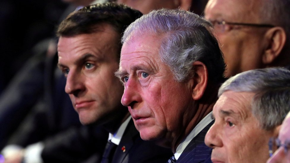 Prince Of Wales And Emmanuel Macron To Meet On Quarantine Exempt Visit Bbc News