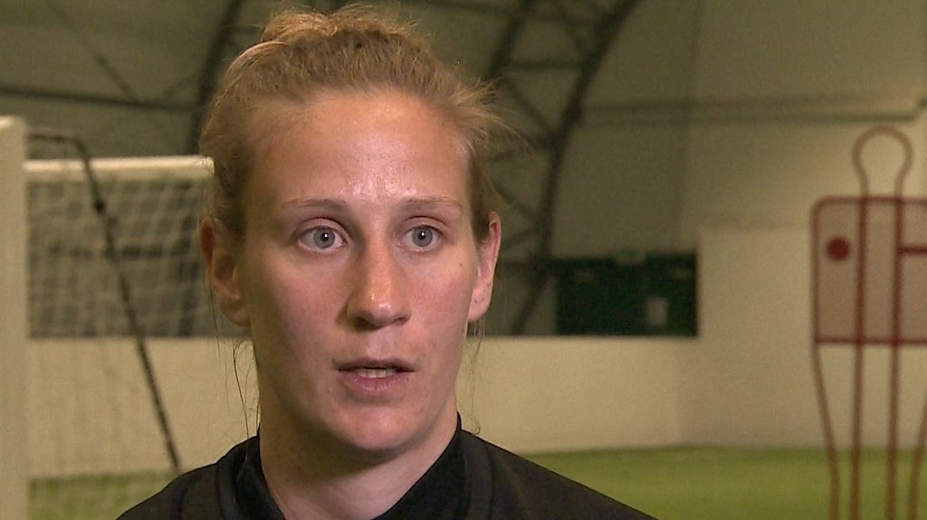 Ann-Katrin Berger: From cancer diagnosis to PFA Team of the Year