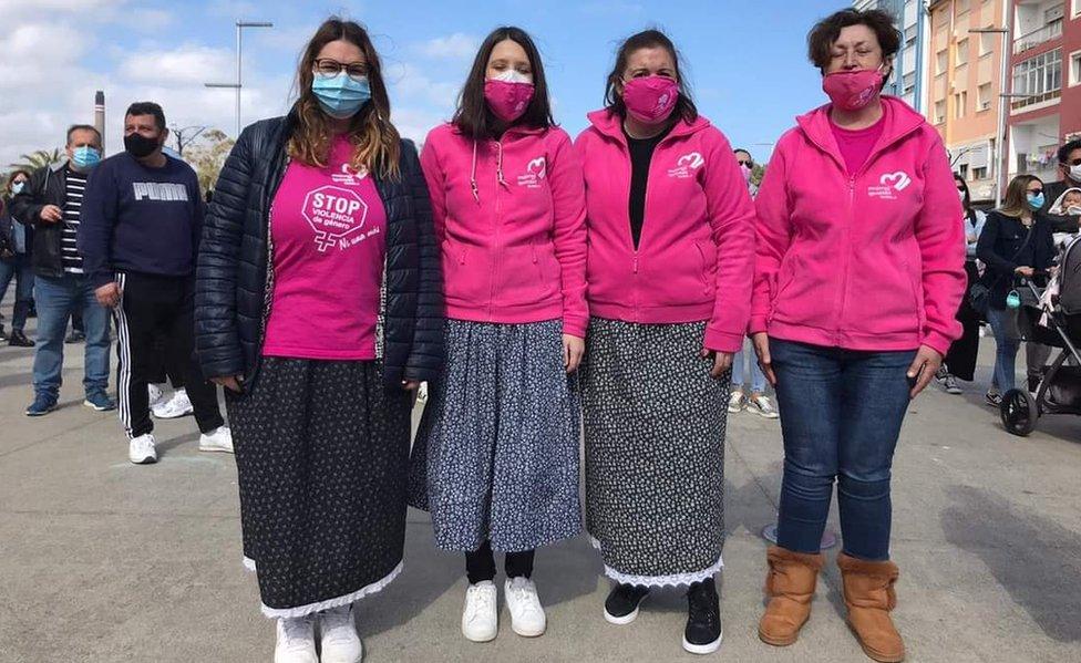 Mujeres en Igualdad Burela