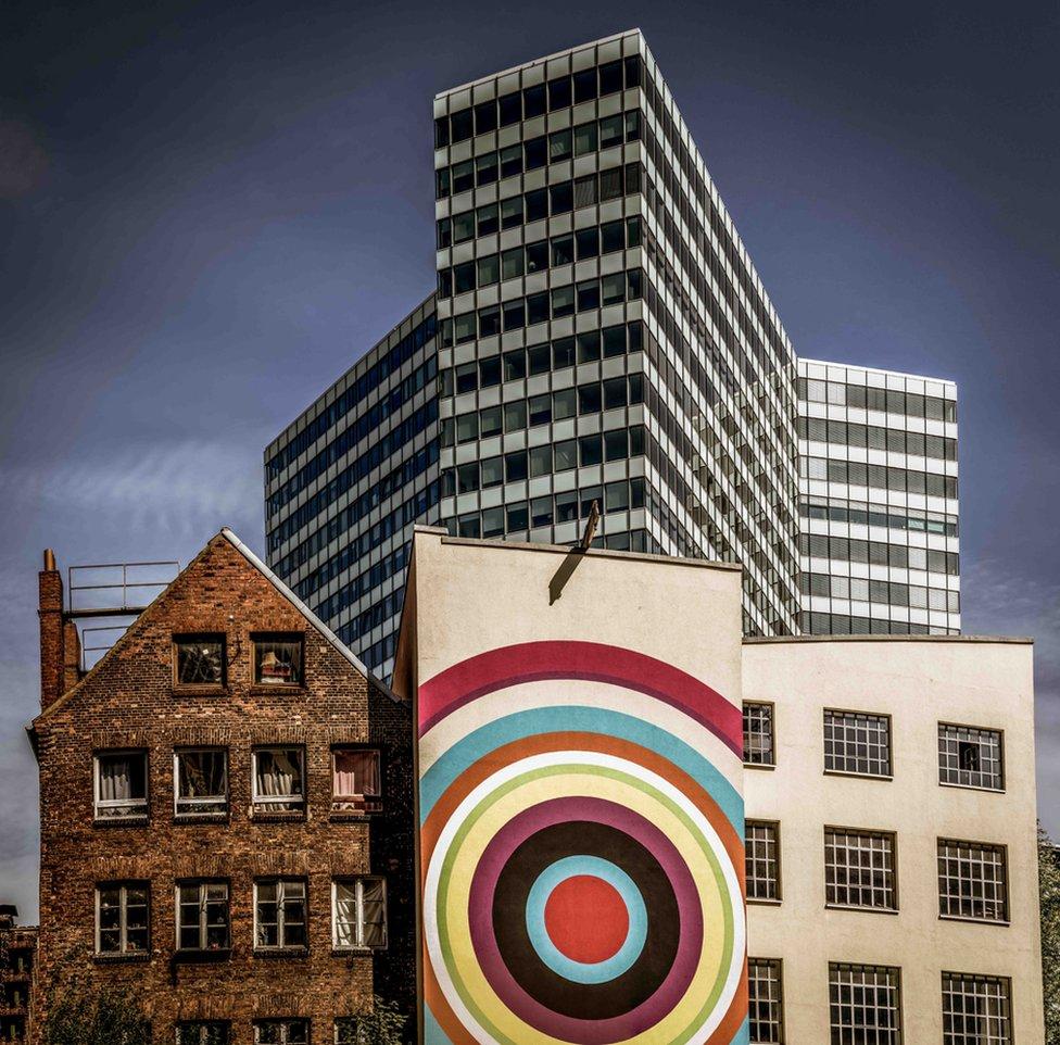 Colourful Mixture por Volker Sander, Hamburgo, Alemania.