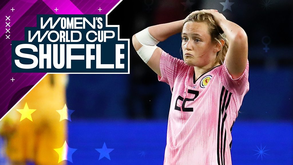 Women's World Cup 2019: Scotland heartbreak, England joy & all the goals