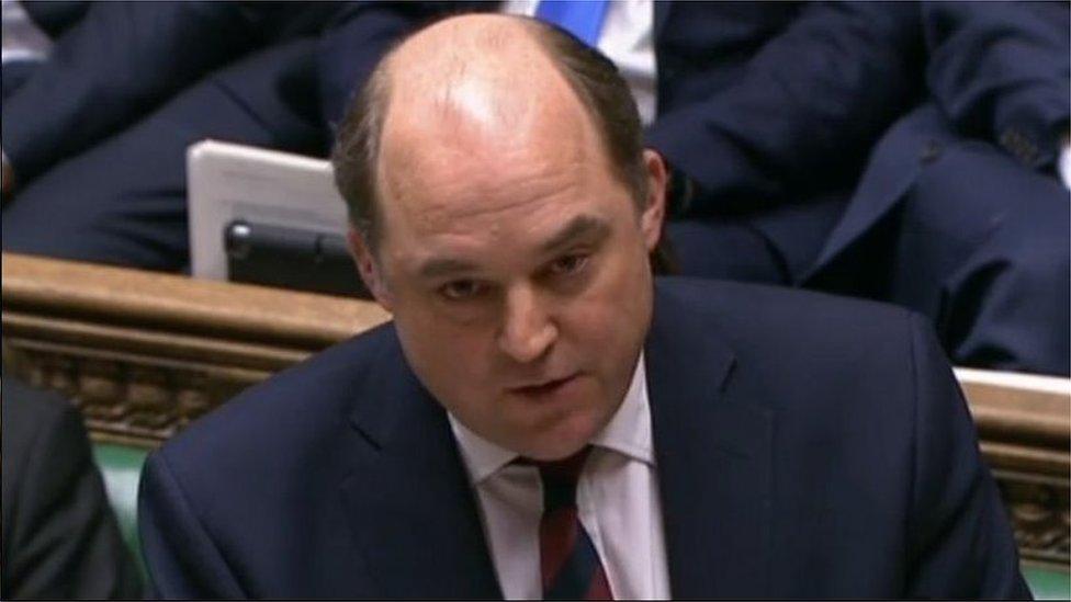 英國國防大臣本•華萊士表示,英國在世界其他地方的對手具有更好的裝備和攻擊能力
