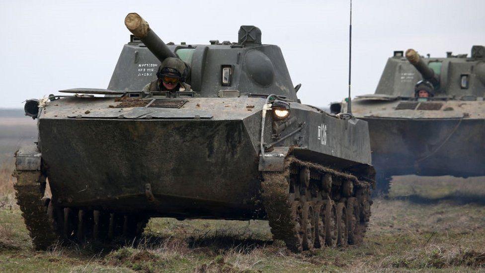 مركبات عسكرية
