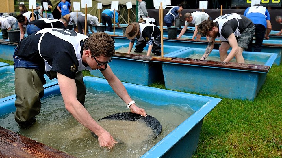 International Gold Panning Competition