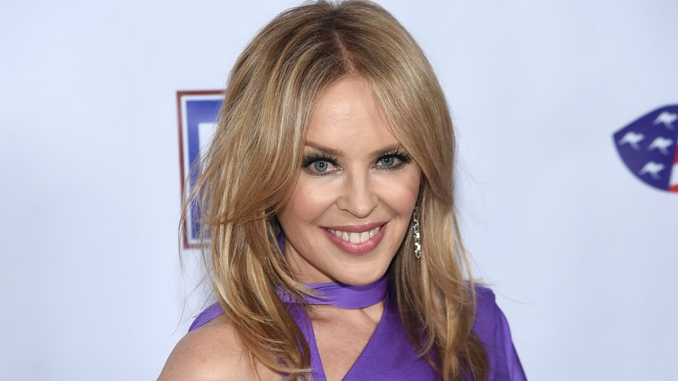 Picture of Kylie Minogue
