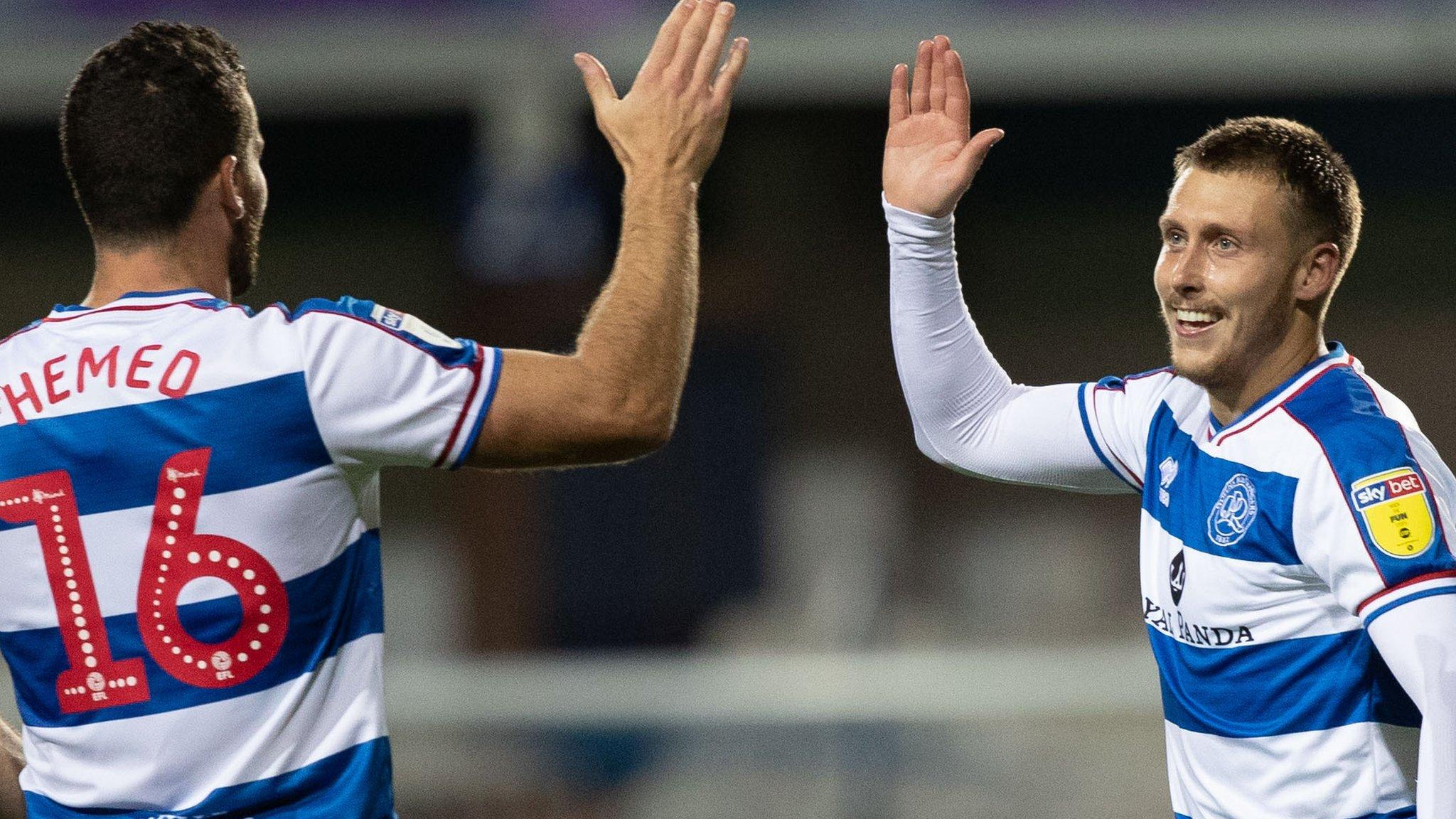 Queens Park Rangers 3-0 Sheffield Wednesday: Rangers win third match in four