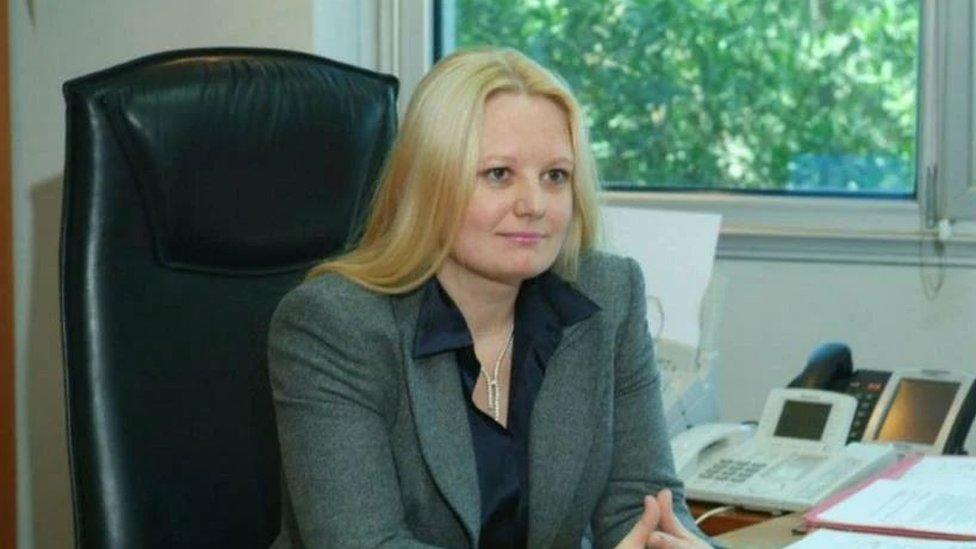 Россиянка Мария Лазарева приговорена к 15 годам тюрьмы в Кувейте. Ее поддержали сын Буша и дочь Ельцина
