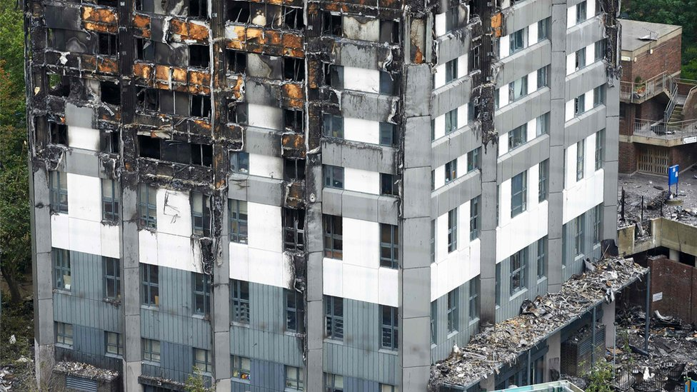 Grenfell Tower insulation 'never passed fire safety test'