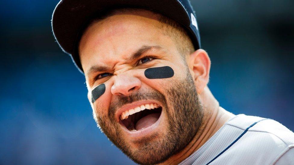 El venezolano José Altuve es uno de los más recientes ídolos del béisbol para los estadounidenses.