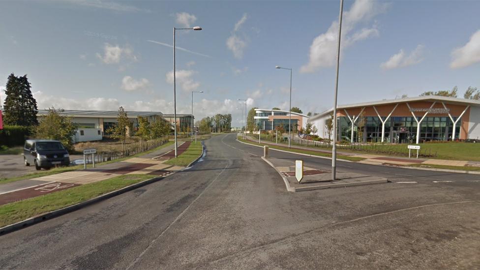 Melton West Business Park
